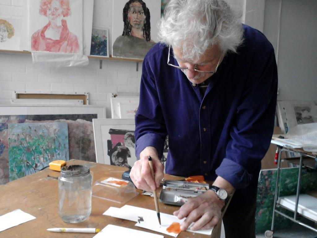 Harry Visser Beeldend Kunstenaar Amsterdam