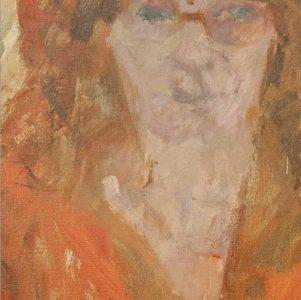 Harry Visser portretten olie